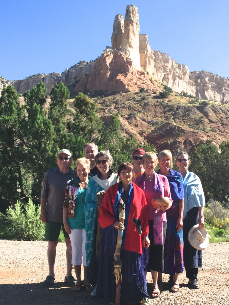 Ghost Ranch Retreat 2015